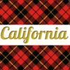 Top Blac Metall & Leggings CALIFORNIA ☆RED☆ АРТ 204(0)
