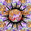 Top & Leggings CALIFORNIAАРТ 0106 Large tiger (0)