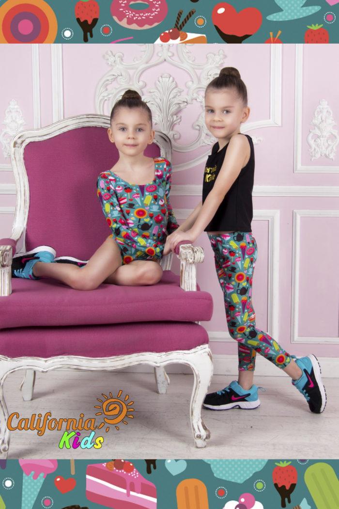 Детские легинсы